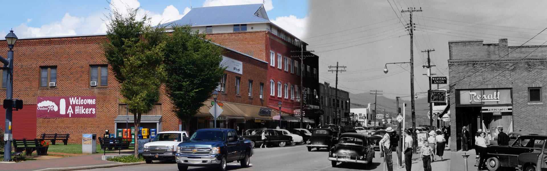 town of franklin north carolina history heritage about